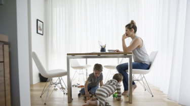 Employers need to shift their mindsets regarding work-family policies.