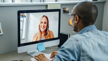 Video conference calls can help teams collaborate and stay connected.