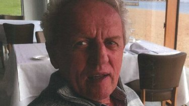 Conrad Whitlock, 72, was last seen late on Monday night.