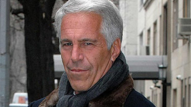 Jeffrey Epstein in 2011.
