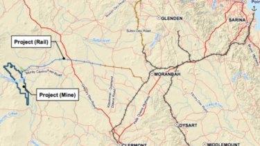 Adani's proposed Carmichael coal mine is in Queensland's Galilee Basin.