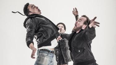 The Regurgitator crew found themselves in a good headspace for their ninth album Headroxx.