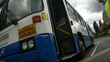 The bus driver has been charged with dangerous and negligent driving.