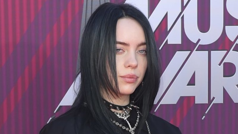billie eilish boobs