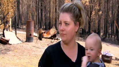 'Couldn't believe it': Bushfire victims denied relief payments