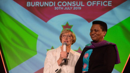 Margaret Court's church set up consulate for anti-gay African regime