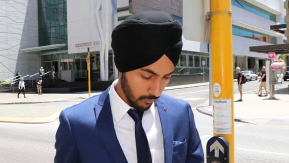 Sidhu refused to comment outside court.
