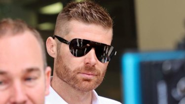 Bryce Matthew Eden appeared in Perth Magistrate's Court on Thursday.