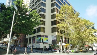 Total Freedom Pty Ltd has sold a strata office at 368 Sussex Street, Sydney