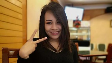 Siti Nurhidayah Kamal, 24, has been charged with blackmail for allegedly trying to dupe grieving parents out of $1000.