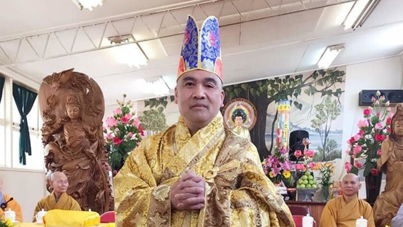 Master Dao took out a series of risky loans on behalf of his Buddhist temple.