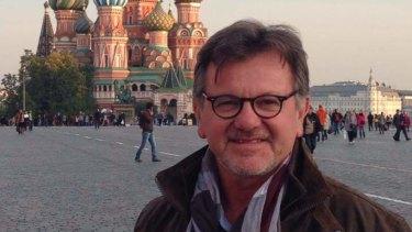 Detective Senior Sergeant Victor Kostiuk died at the scene.