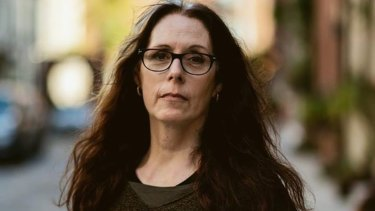 Laurie Halse Anderson kept silent about her childhood rape for 25 years. After writing about it in a bestselling novel she realised the scale of child abuse.
