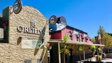 JB O'Reilly's in West Leederville is renowned for its quality of Guinness.