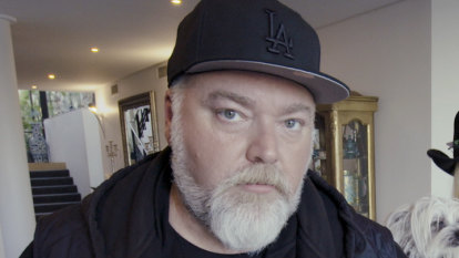 Kyle Sandilands' brief cameo in Budge trial