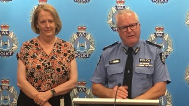 Police Minister Michelle Roberts and Commissioner Chris Dawson backflip on the decision to scrap amnesty bins at Perth's music festivals.