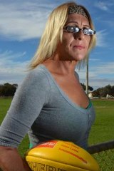 Transgender trailblazer Kirsti Miller.