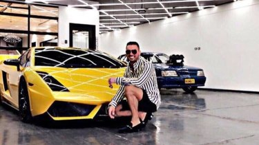 Salim Mehajer loves to brag on Instagram to his 183k followers ... but on closer inspection, all is not what it seems.
