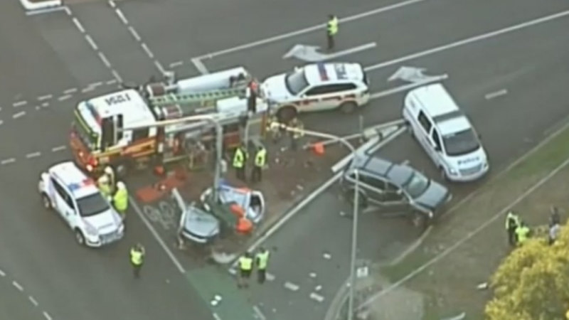 Two children charged after fatal crash in 'tragic' week for Queensland