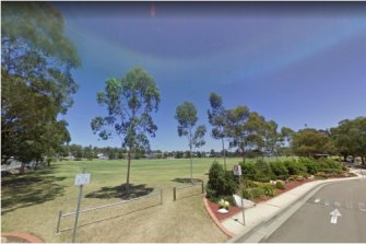 The sports fields where Blacktown Workers Club's seniors living development is proposed.