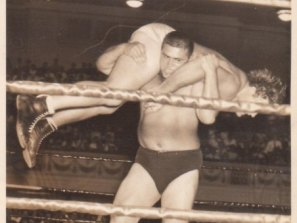 International wrestling champion AlexIakovidis,in the1960s.