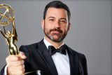 Jimmy Kimmel, host of the 2018 Emmy Awards.