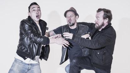 'Rock revival has been pretty huge': Regurgitator is back on the road