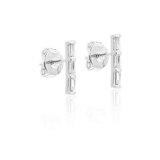 Whimsical earrings by Jackie Mack Designs.