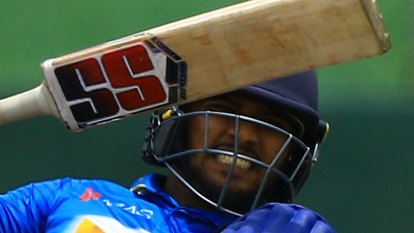 Sri Lankan quick suspended indefinitely following heroin arrest