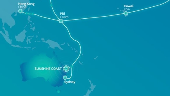 Faster internet speeds for Queensland as undersea cable confirmed
