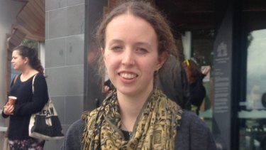 Australian Jasmine Pilbrow faced charges after a similar protest in 2015.