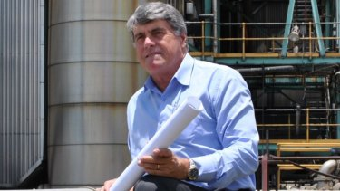 """Moreton Bay mayor Allan Sutherland says LNP's court action was """"a complete waste of ratepayer dollars""""."""