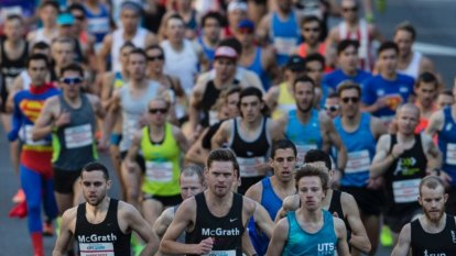 Live: Watch the City2Surf