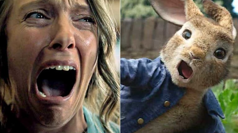 A Peter Rabbit viewing turned into a horror show for Perth kids.