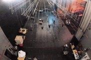 Building the Moulin Rouge set.