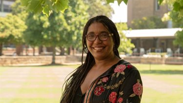 Dr Antoinette Anazodo, paediatric and adolescent oncologist at Sydney Children's Hospital and Prince of Wales Hospital.