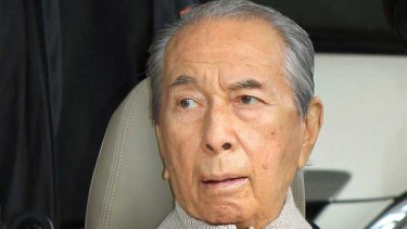The 97 year old Stanley Ho held a government-granted monopoly on the Macau gambling industry for 75 years.