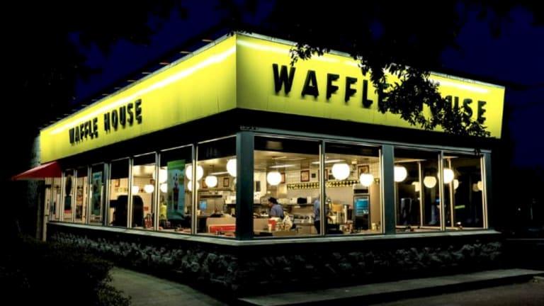 A Waffle House