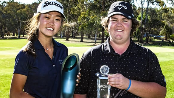 Federal winner flags golden link with Canberra track star