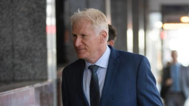 Alfred Harold Keating, a former commodore in the New Zealand Navy, is on trial in Auckland.