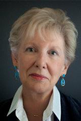 Art historian Kathie Sutherland.
