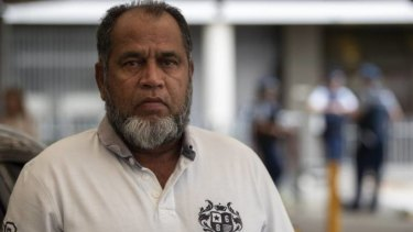Abdul Rahiman helped 30 worshipers escape the Masjid Al Noor during the terror attack.
