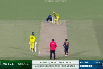 'Cricket is not a science, it's an art': Umpire defends Maxwell's switch hit