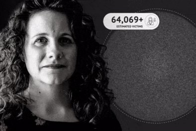 Rape survivor Kate Ravenscroft