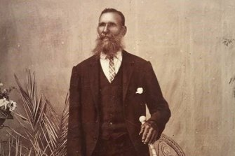 Samuel Yebble Isaacs.