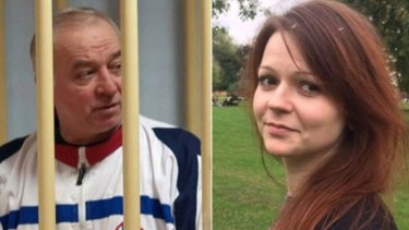 Former Russian double agent Sergei Skripal and his daughter, Yulia, were the victims of an apparent assassination attempt, British police say.