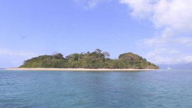 East Hope Island.
