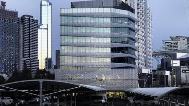 Charter Hall purchased 990 La Trobe Street.