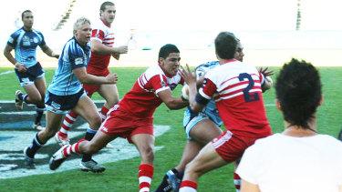Cody Walker in 2008.