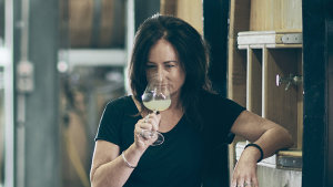 Vasse Felix chief winemaker Virginia Willcock.